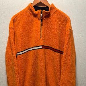 Tommy Hilfiger zip up sweater *Xlarge